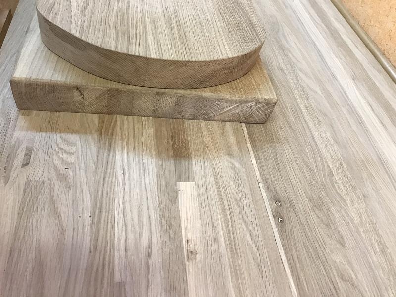 Лестничные элементы из сосны, дуба, бука, лиственницы