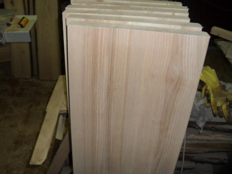 Балясины деревянные для лестниц